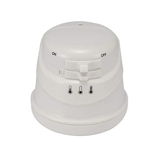 Boquilla de Ducha eléctrica de 110 V/220 V, con 3 Niveles de Temperatura Ajustable, para Uso doméstico, Show, 110v