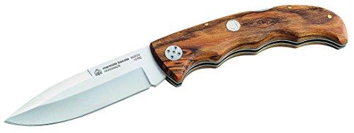 Puma IP Taschenmesser marmota, Bocote-Holzgriff Messer, Mehrfarbig, One Size