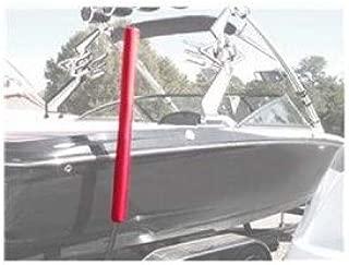 AMRA-105695BK.1 * Attwood Boat Trailer Guide Protectors 48 Inch - Black