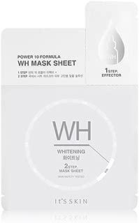 [It's Skin] Power 10 Formula Mask Sheet 2ml+20ml #01 WH(Brightening)