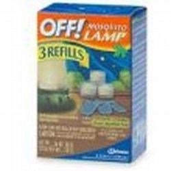 OFF! Lamp/Lantern Refill 3 Units
