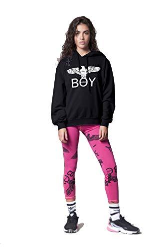 Boy London - Sudadera para mujer, mod. BLD2230 Negro