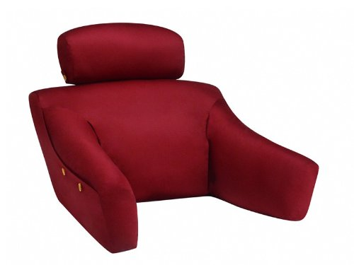 BedLounge, Small Size, Burgundy Color