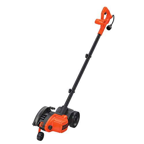 BLACK+DECKER 2-in-1 String Trimmer / Edger and Trencher, 12 -Amp (LE760)