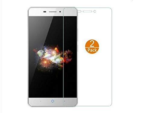 GLASS 2 Pack Protector de Pantalla Cristal Templado Premium para Huawei Y6II