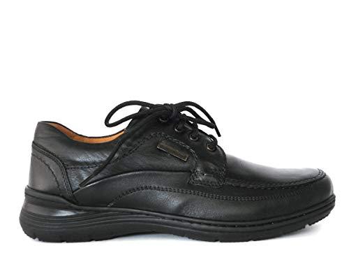 Valleverde Sneaker Uomo in Pelle antistatica Codice 20875 - Nero, 43