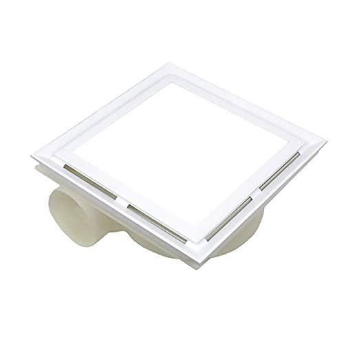 JZLPY Ventilador De Techo con Luz Lámpara LED 40W Ventilador con Mando A Distancia 300mm Decoración De Interiores Plafón De Techo Lluminación