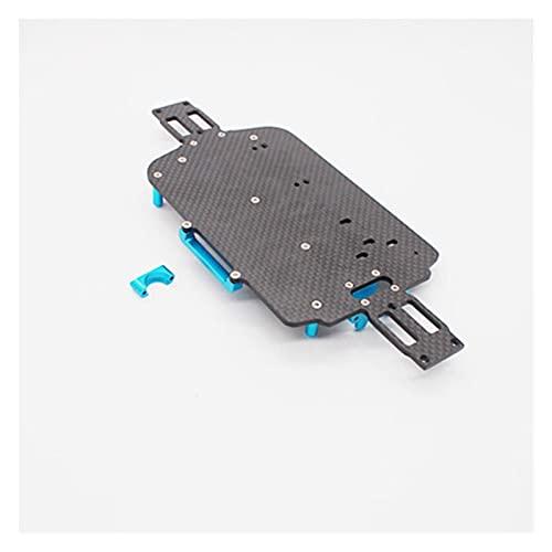 V-MAXZONE RC Accessories Actualice Partes de chasis de Fibra de Carbono para WLTOYS A959 A979 A959B A979B RC Reemplazo de automóvil
