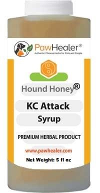 PawHealer Kennel Cough Syrup: Hound Honey -...