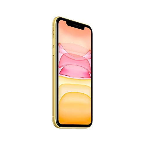 Apple iPhone 11 256GB Gelb (Generalüberholt)