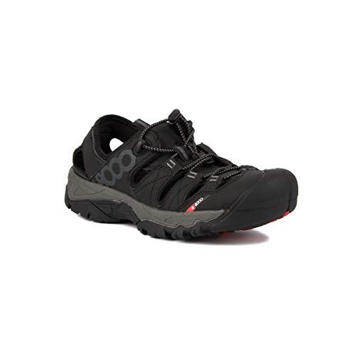 +8000 Sandalia Tetro 19V Negro Hombre - 44, Hombre, PV2019