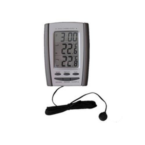 NeoLab 2-5439 digitale thermometer voor binnen en buiten, -50 tot 70 graden C