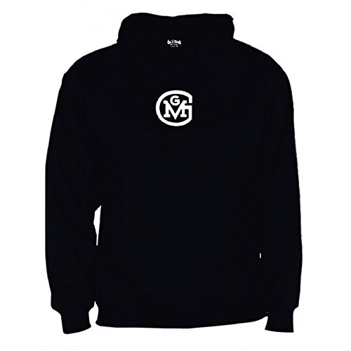Gas Monkey Garage Hoodie Cigar Monkey Black-S