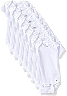 Gerber Baby 8-Pack Short-Sleeve Onesies Bodysuit