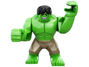 LEGO Marvel Super Heroes Figur Hulk aus 6868
