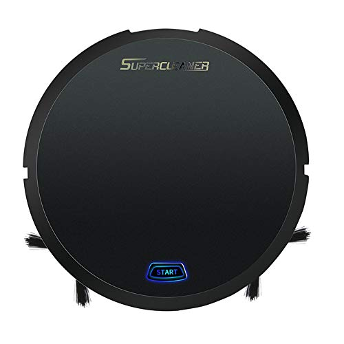 Msleep Auto Cleaning Robot Smart Sweeping Vacuum Cleaner Floor Dirt Dust Hair Clean for Home