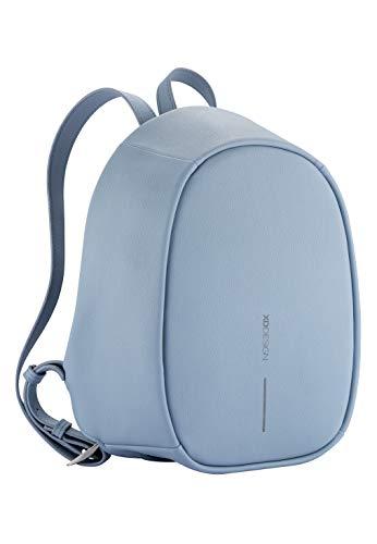 XD Design Bobby Elle Mochila Antirrobo Azul Claro Puerto USB (Bolso de...