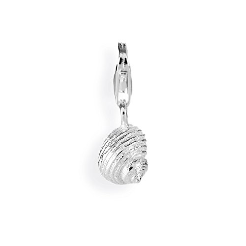 Heartbreaker Damen- Charm Muschel 925 Silber HB 186