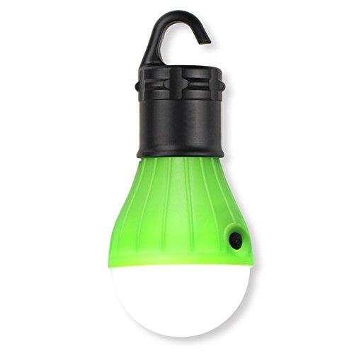 Tongzemeng tragbare LED Laterne, Mehrzweck-Laterne, ultra hell, Camping-Licht, für Innen und Außen One Size grün
