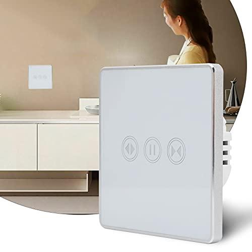 Faceuer Interruptor de Control Remoto, Interruptor de Control de App Retardante de Llama para Hotel para el hogar