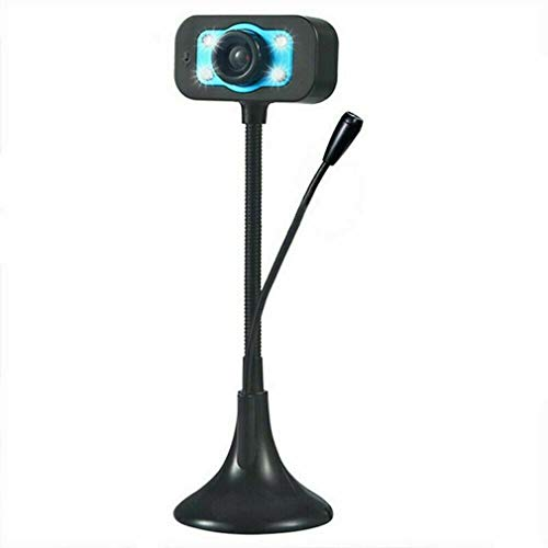 USB-computer Gratis drive Camera HD Digitale camera Lange paal Cam 480P Camera blauw