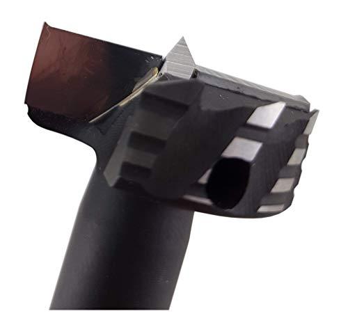 Preisvergleich Produktbild FAMAG Bormax prima Hartmetall-Forstnerbohrer 50x57x90mm S=10mm Z=2