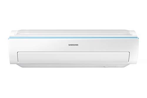 Samsung Clima AR12RXWSAURNEU+AR12RXWSAURXEU New Triangle Monosplit Climatizzatore, 2019, Wi-Fi, 12000 BTU, Bianco