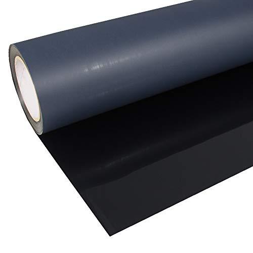 19,30€/m² Stahls® CAD-CUT® Premium Plus Nylon Flexfolie 700 Black 50cm x 1m Bügelfolie Flex Folie