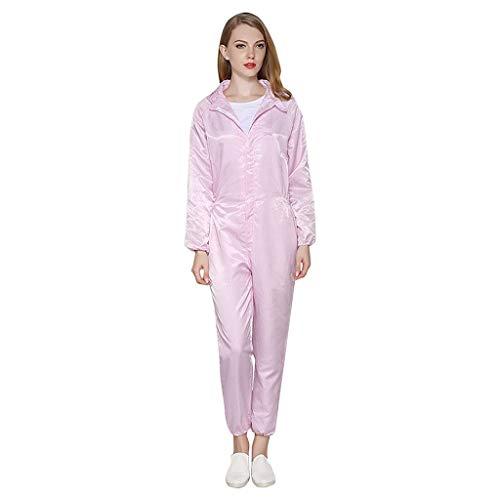 Rain Ponchos, Thick Reusable Emergency Waterproof Rain Poncho with Drawstring Hood Raincoat for Men Women Tigiveme Pink