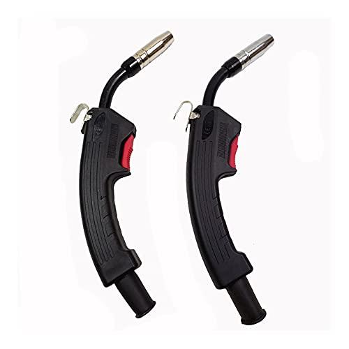HCHL Herramientas de Soldadura para la válvula de la antorcha de 14ak integrada, la Herramienta de Soldadura de enfriamiento de Aire de la antorcha de 180A, Cabeza de Soldadura de 14ak, Portátil