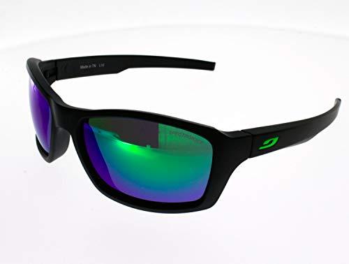 Julbo Sonnenbrille, Unisex, Jugendliche Extend 2.0, mattgrau/blau, Größe 8-12 Jahre