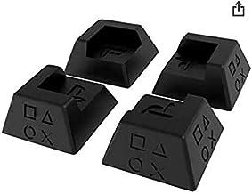 Kit Com 4 Suportes Para Ps4 SLIM/FAT/PRO
