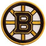 Boston Bruins Primary Team Logo Patch
