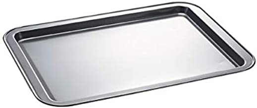Blackstone Non Stick Cookie Sheet Baking Pan Tray, Rectangle (37X27.2X1.8 CM)