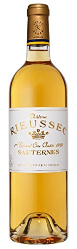 Château Rieussec 1er Cru Sauternes Domaines Barons de Rothschild (Lafite) 2015 (1 x 0.75 l)