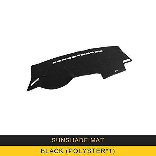 Auto Styling Dashboard Cover Zonnescherm Mat Pad Kussenhoes Interieur Accessoires, Voor Volkswagen Golf 7 Golf 7.5