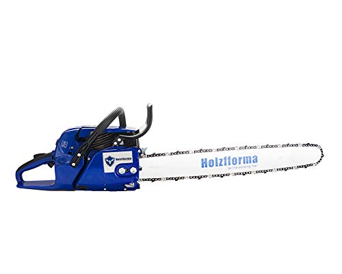72cc Holzfforma Blue Thunder G388 Gasoline Chain Saw Power Head...