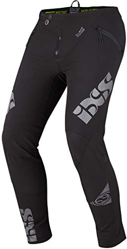 IXS Unisex Trigger Pants Black-Graphite M Boardshorts, M