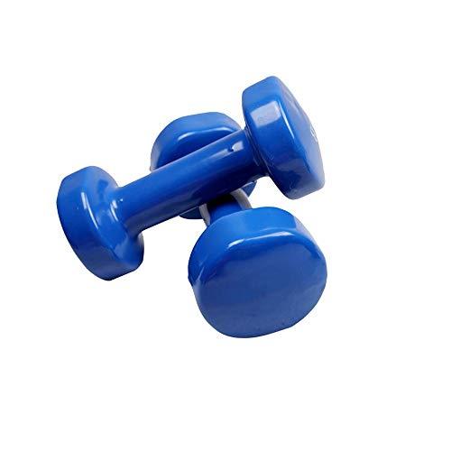 UNKB Farbe Dumbbells for Jungen und Mädchen, Home Sport-und Fitnessgeräte, Home Gym Fitness Arm Hand Gewichte Hanteln, for Männer Frauen Kinder Squat Kreuzheben Hantel (Größe : 1LB)