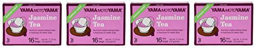Yamamotoyama - Jasmine Tea 16 bags (Four Pack)