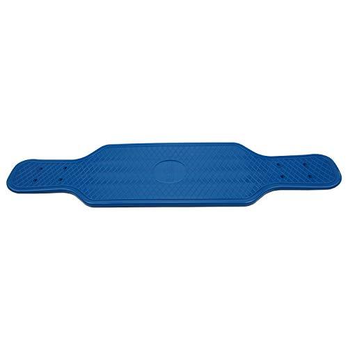 FunTomia Longboard Deck aus Kunststoff BigBoard (Blau)