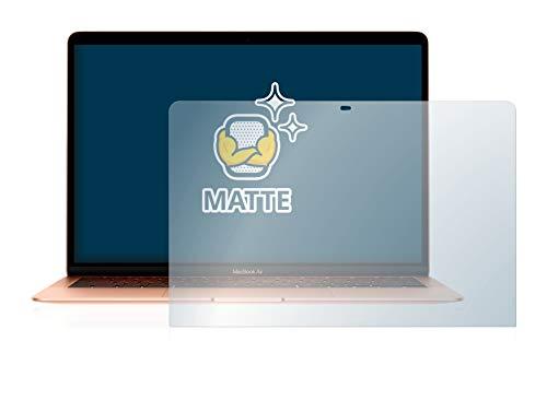 BROTECT Entspiegelungs-Schutzfolie kompatibel mit Apple MacBook Air 13.3