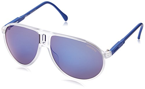 Carrera Sonnenbrillen Champion/Rubber Crystal / Blue / Blue Sky Mirror