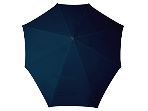Senz° Original Regenschirme Nie Aus Der Mode Stockschirme - Mitternachtsblau