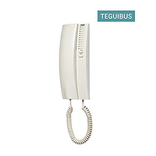 Tegui sist.dig.teguibus - Telefono digital 7 t-72 llamada electrico/a