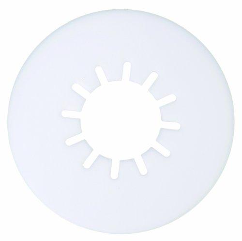 "Husky 34914 10"" Fifth Wheel Lube Disc"