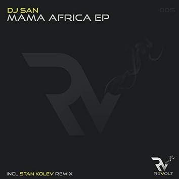 Mama Africa EP