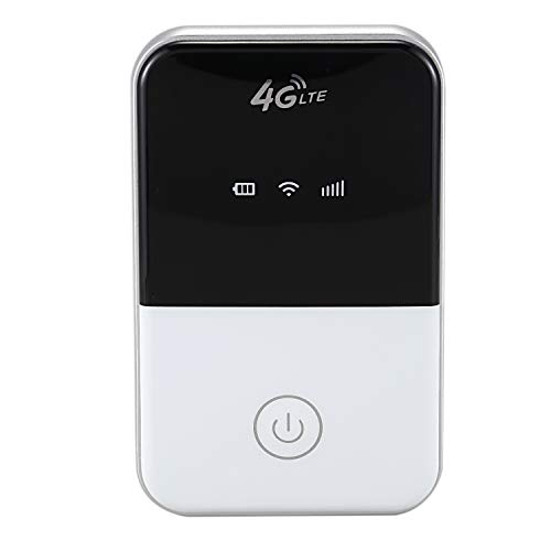 TOOGOO 4G WiFi Router Router 3G 4G LTE Drahtlose Tragbare Tasche Wi Fi Mobiler Hotspot Auto Wi-Fi Router Mit SIM Karten Steck Platz (Mf 901)