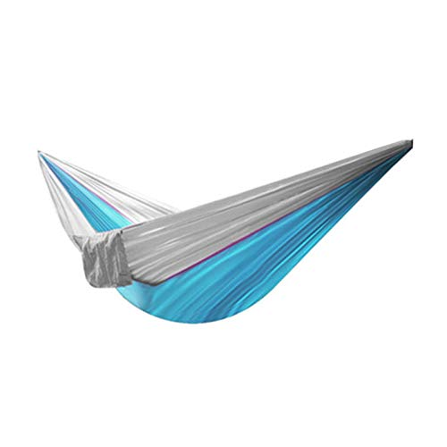 ZHANGNING Hamaca con mosquitera 230x90cm Hamaca de Nylon Hamaca de Hamaca Swing paracaídas portátil para Adultos Hamaca al Aire Libre Hamaca aérea de Camping (Color : #1)