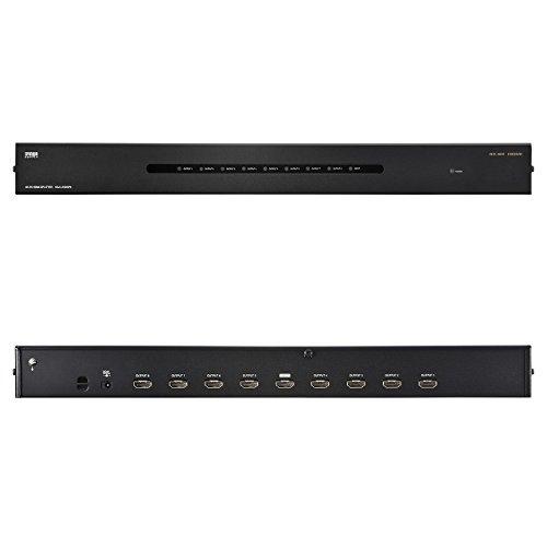 サンワサプライ4K2K対応HDMI分配器(8分配)VGA-UHDSP8